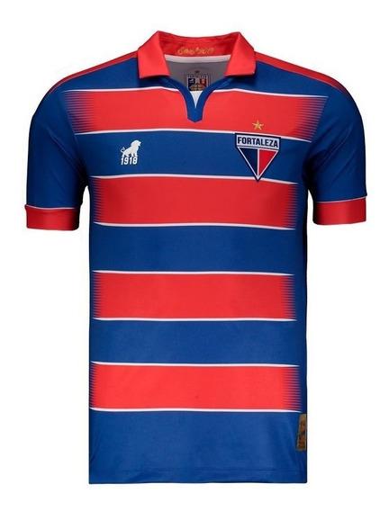 Camisa Fortaleza Oficial 2019 Tradição Listrada S/patrocinio