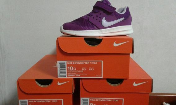 Zapato Niña Nike 100% Original 869971-500
