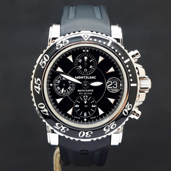 Montblanc Meisterstuck Sport Chronograph