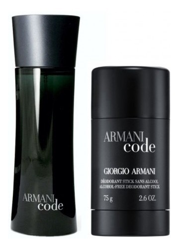 Perfume Giorgio Armani Armani Code Travel Set