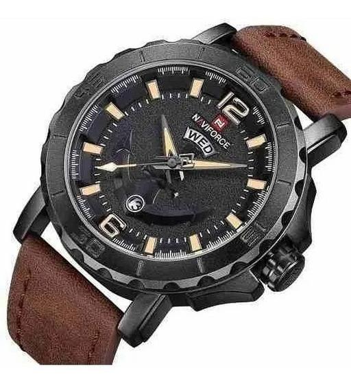 Relógio Masculino Naviforce Modelo 9122 Original