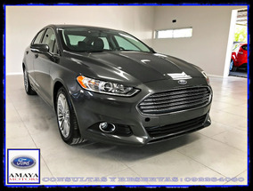 Amaya Ford Fusion 2.0 Ecoboost Contacto:092284030