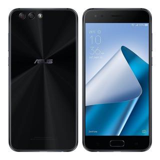 Smartphone Asus Zenfone 4 / Ze554kl Preto / 32gb / Tela 5.5