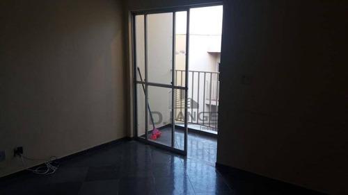 Imagem 1 de 19 de Apartamento Com 2 Dormitórios À Venda, 52 M² Por R$ 220.000,00 - Jardim Carlos Lourenço - Campinas/sp - Ap18014