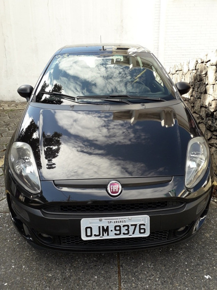 Fiat Punto 1.8 16v Blackmotion Flex Dualogic 5p 2014