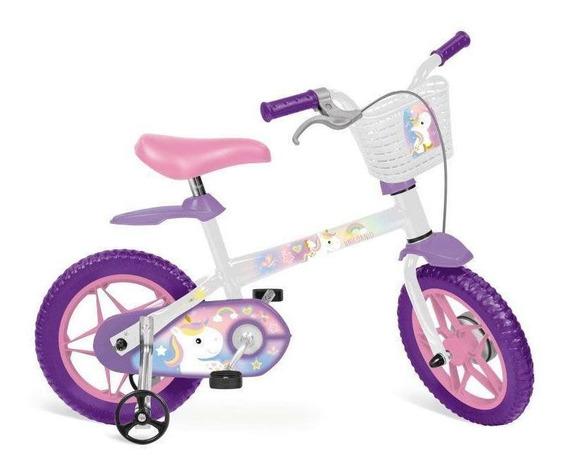 Bicicleta Unicórnio Aro 12 - Bandeirante