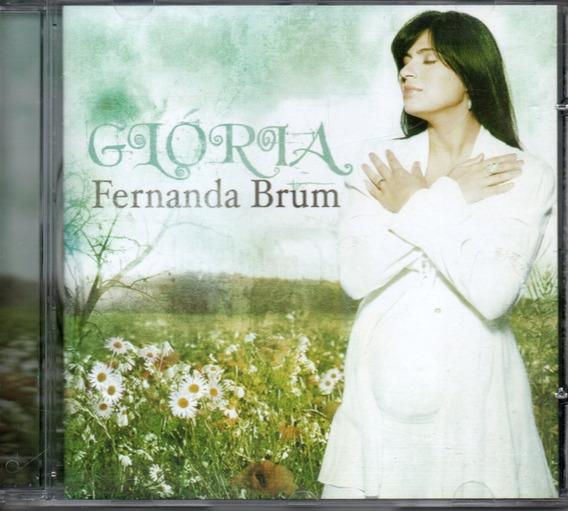 Cd Fernanda Brum - Glória