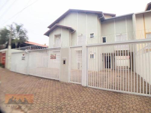 Kitnet Com 1 Dormitório Para Alugar, 30 M² Por R$ 1.000,00/mês - Cidade Universitária - Campinas/sp - Kn1110