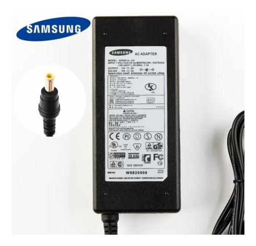 Cargador Regulador Pará Monitor Samsung 14v 3amp 6.5* 4.4mm