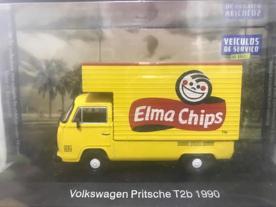 Miniatura Kombi Elma Chips , Escala 1:43