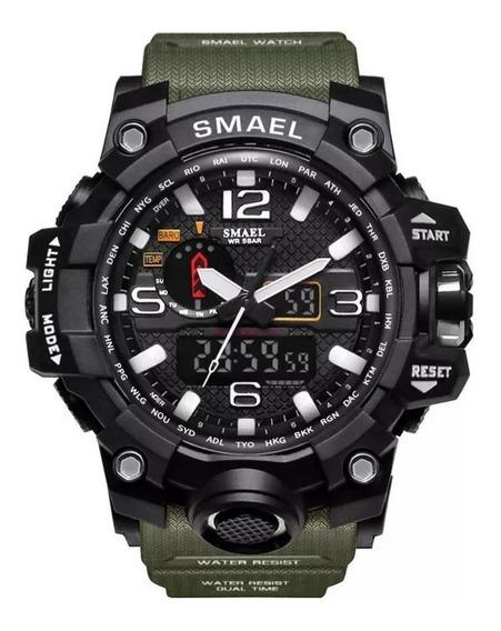Relógio Smael 1545 À Prova D