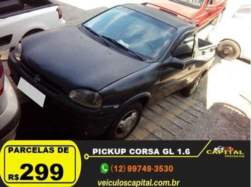 Chevrolet Corsa Pick-up Gl 1.6 Efi 2p