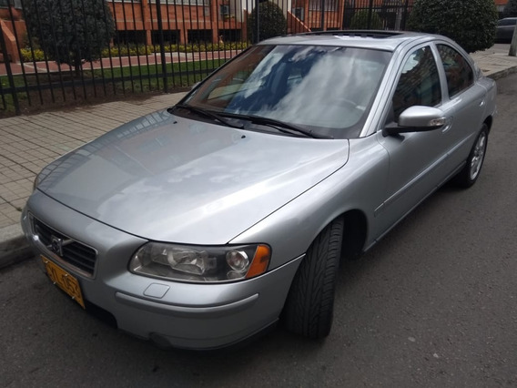 Super Volvo S60turbo 2.0l Sun Roof, Full Equipo, Hermosisimo