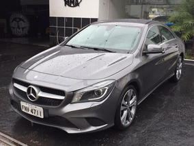 Mercedes-benz Classe Cla 1.6 Vision Turbo Flex 4p