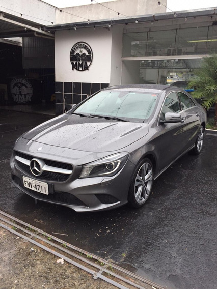 Mercedes-benz Classe Cla 1.6 Urban Turbo Flex 4p