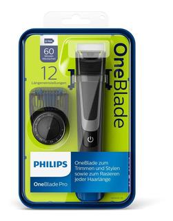 Corta Barba Philips Qp6510/20 Recorta, Modela Y Afeita