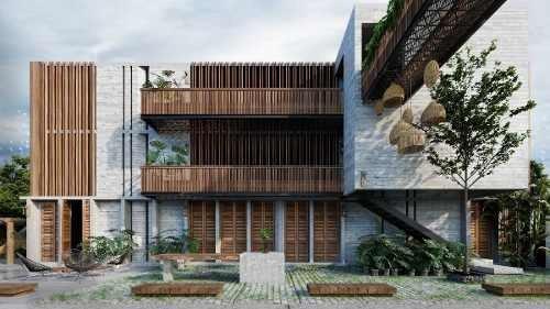 Loft En Venta En Cancún. Manta Style Living En Ave Colegios