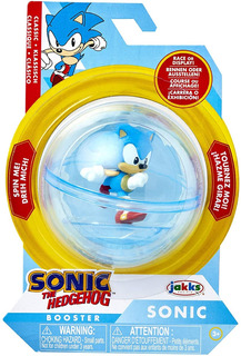 Sonic The Hedgehog Sonic Booster Sphere Sonic Figure