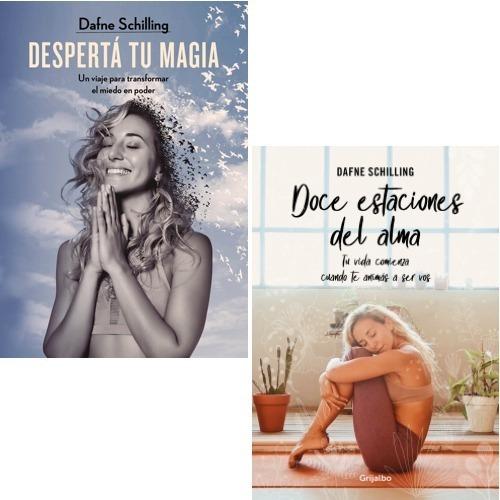 Pack Despertá Tu Magia + Doce Estaciones - Dafne Schilling