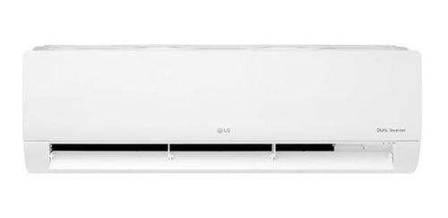 Imagen 1 de 6 de Aire Split LG Dual Inverter 3000 Frigorias Frio Calor