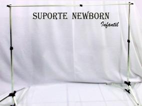 Suporte P/ Newborn Fundo Infinito Estúdio Fotográfico Foto