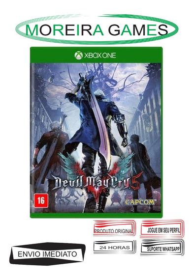 Devil May Cry 5 Xbox One Digital + Brinde