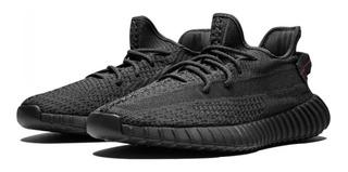 adidas Yeezy Boost 350 V2 Black Static All Reflective