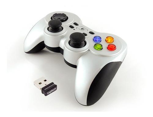 Mando Gamepad Logiteth F710 Inalambrico Para Pc