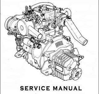 Manual De Serviço Yanmar