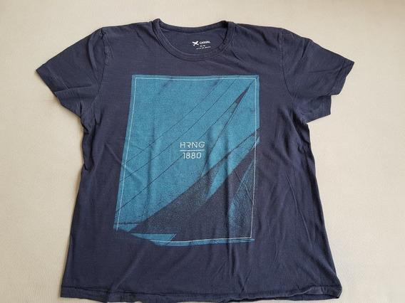 Camiseta Blusa Hering Casual