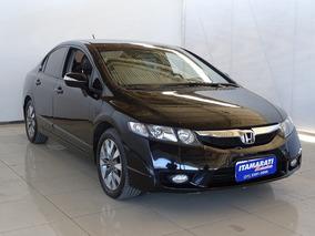 Honda Civic Lxl 1.8 Automático Flex (2614)
