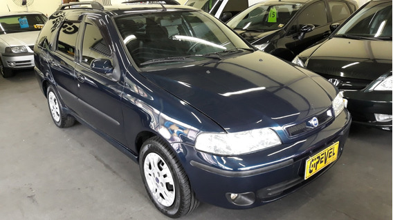 Fiat Palio Weekend Style Gipevel