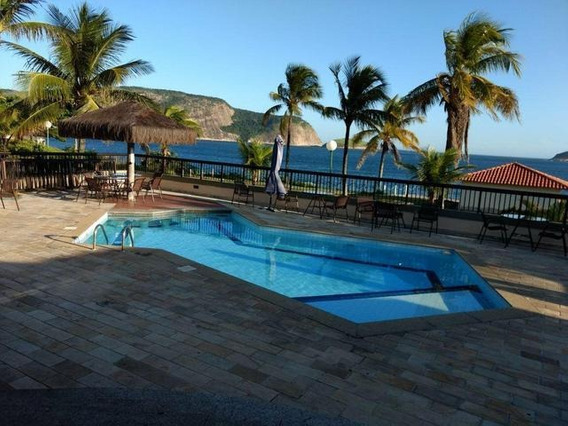 Casa 3 Quartos Com Vista Mar Em Camboinhas - Ca0531