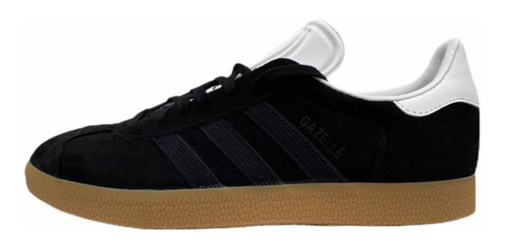 zapatos adidas gazelle negros