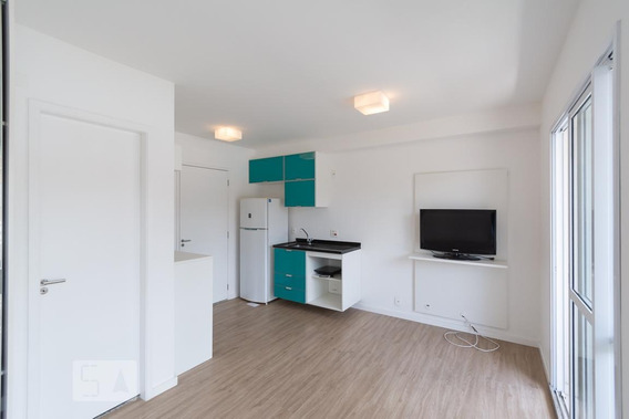 Apartamento Para Aluguel - Santo Amaro, 1 Quarto, 31 - 893016214