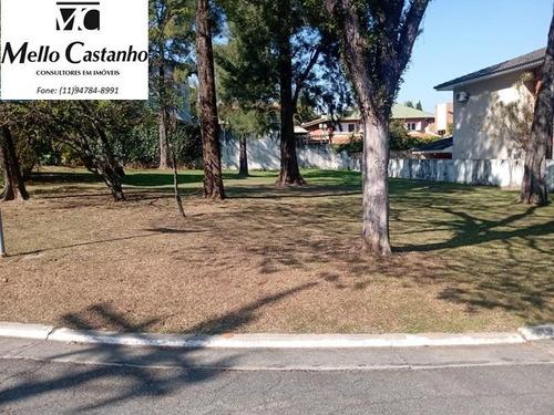 Imagem 1 de 1 de Terreno Em Condomínio Para Venda Em Santana De Parnaíba, Alphaville 5 - 1001402_1-1722042