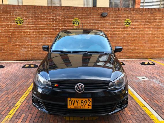 Volkswagen Gol Ninja Black - Trendline Mejorado