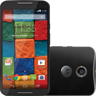 Motorola Moto X2 Xt1097 32gb 2gb Ram 13mp Preto Vitrine 2