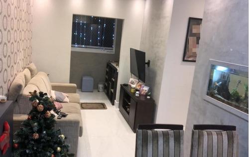 Apartamento À Venda Em Suzano/sp - 107dolcemobiliado