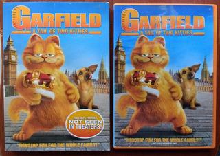 Garfield A Tail Of Two Kitties (2006) Dvd Orig Imp Z1 Slipc