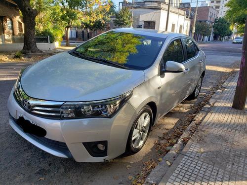Toyota Corolla 1.8 Xei Pack Cvt Automatico