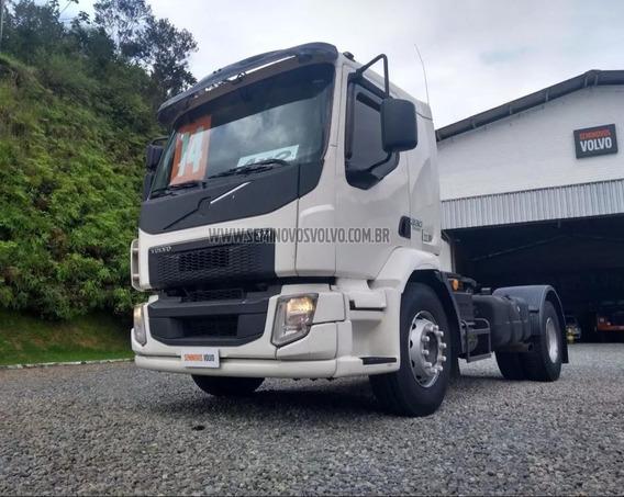 Volvo Vm 330 4x2 (e5) Leito Branco 2014 - Promoção **