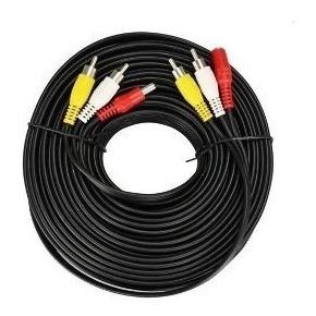 Cable Rca A Rca De 10mts