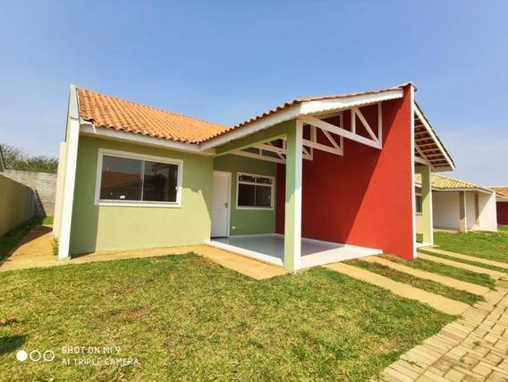 Casa Em Condomínio Para Venda Em Ponta Grossa, Contorno, 2 Dormitórios, 1 Banheiro, 1 Vaga - L-rp2554_1-1268407