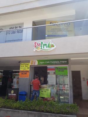 Vendo Punto De Jugos, Batidos, Panaderia, Cafe Negociable