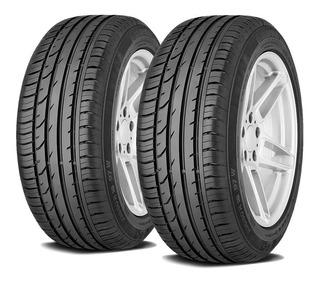 Kit X2 Neumáticos 185/55/16 Continental Premium Contact 2