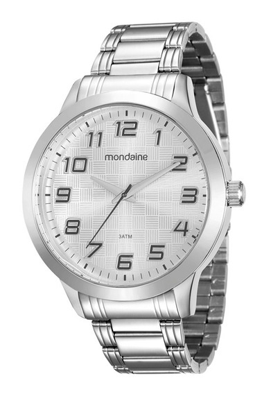 Relógio Mondaine Masculino 99143gomvne1