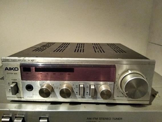 Amplificador Aiko Pa3000 ( Gradiente/ Jvc/ Sansui)