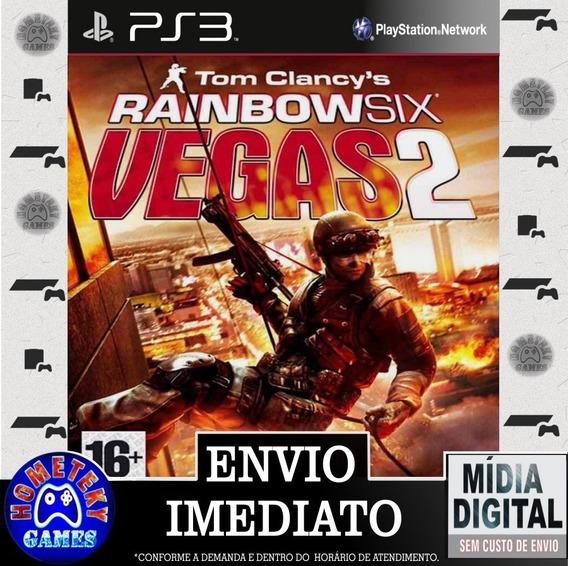 Tom Clancys Rainbow Six Vegas 2 - Psn Ps3