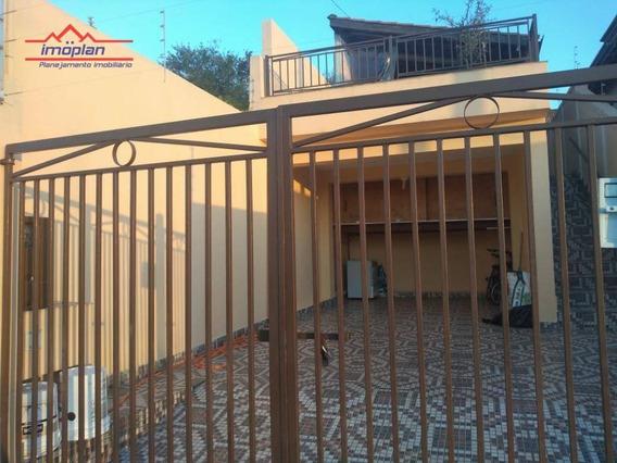 Casa Com 2 Dormitórios À Venda, 104 M² Por R$ 350.000 - Jardim Alvinópolis - Atibaia/sp - Ca3872